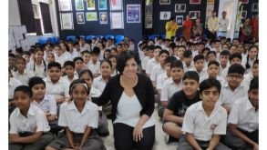 Assembly Report- Guest Speaker – Ms. Surabhi Sehgal