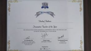 Innovative Teacher of the Year Award