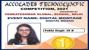 Accolades Technolympics Competition-21