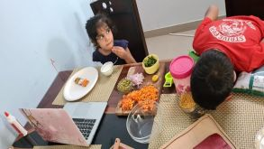 Report of Cooking activity held on 14th August 2021