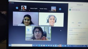 Interaction with Ms Parul Mehra, Lead Consultant at Birlasoft Pune