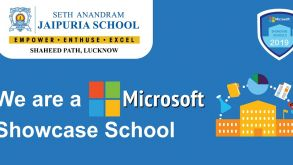 We are now a Microsoft Showcase School