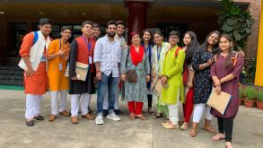 BLOGBAIT—–MUN at Ghaziabad