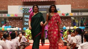 TEACHER'S DAY Celebratation with great fanfare
