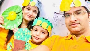 Yellow Day in Kindergarten