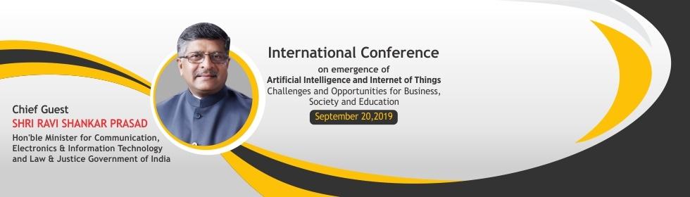 Jaipuria School of Business International Conference
