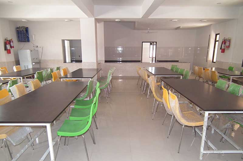 On-Campus Hostel
