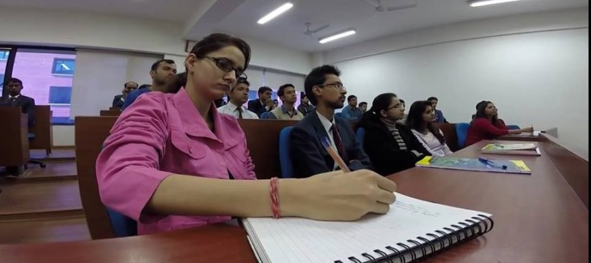Digital Marketing Guest Lecture