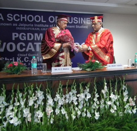PGDM Annual Convocation