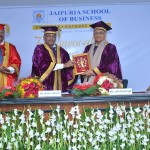 Convocation 2016 , 7th Annual Convocation of the Jaipuria School of Business Convocation for the PGDM Batch of 2014-16