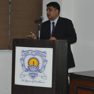Guest Talk by Mr Rajan Vaish
