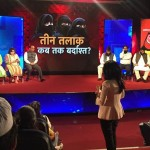 PGDM Students particpated in Aaj Tak's Talk Show