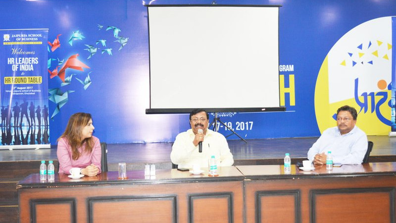 Guest Lecture by Mr Debi Prasad Das and Ms Anju Sabarwal