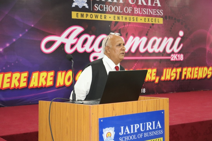 Guest Lecture by Dr. Babu Lal