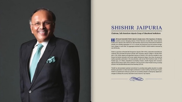 Mr.-Shishir-Jaipuria-Selected-Among-the-21-Leaders-Transforming-Indian-Education-by-Education-World-2