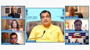 Nitin Gadkari's Inspiring Speech on Leadership at 2nd Dr. Rajaram Jaipuria Memorial Lecture has Many Takeaways
