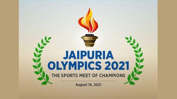 Sporting Spirit Wins Big At Jaipuria Olympics
