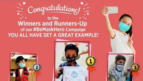 Proud Jaipurians shine in #BeMaskHero campaign!